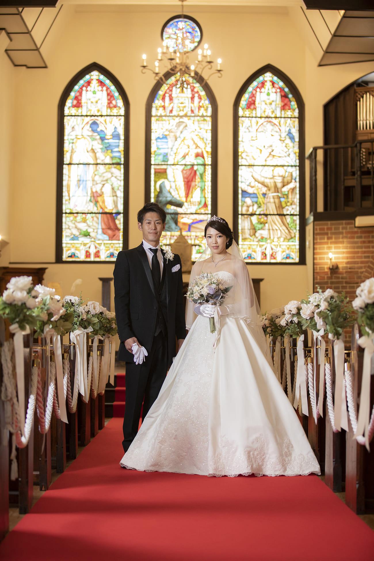 金澤モリス教会